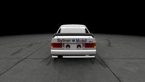 1987 Frank Sytner BTCC BMW M3
