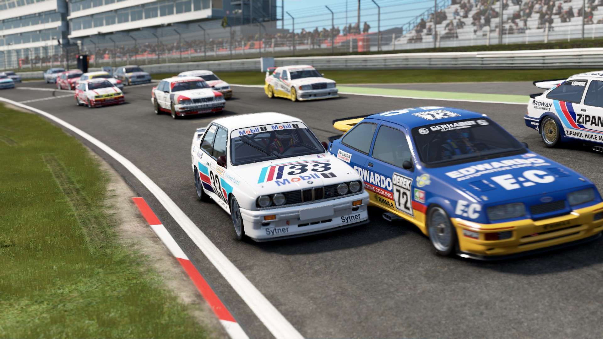 1987 Frank Sytner BTCC BMW M3 – Project Cars 2