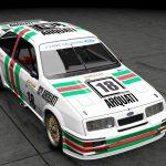 1987 Jerry Mahony BTCC Ford Sierra Cosworth
