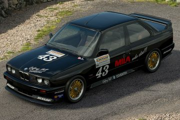 1988 Godfrey Hall BTCC BMW M3