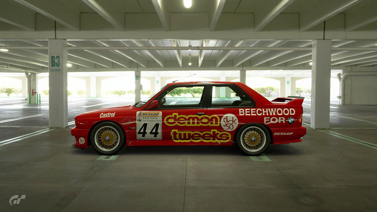 1988 Alan Minshaw BTCC BMW M3 – GT Sport