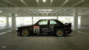 1989 Godfrey Hall BTCC BMW M3