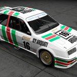 1987 Robb Gravett BTCC Ford Sierra Cosworth