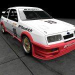 1987 Dave Morgan BTCC Ford Sierra Cosworth
