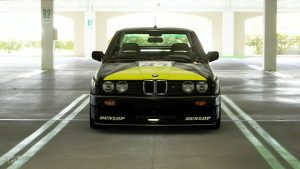 1988 David Sears BTCC BMW M3