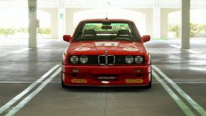 1988 Alan Minshaw BTCC BMW M3