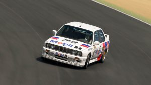 Mike Smith 1988 BTCC BMW M3
