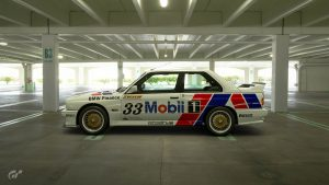 1988 BTCC BMW Finance Mobil 1 Racing Liveries