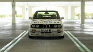 1988 BTCC BMW Finance Mobil 1 Racing Liveries