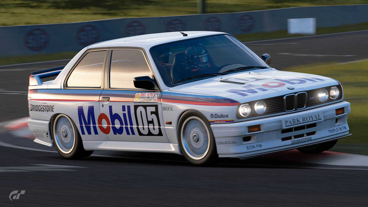 1988 ATCC Mobil 1 Racing BMW M3 Liveries – GT Sport