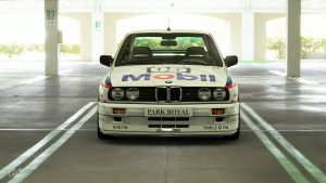 1987 ATCC Mobil 1 BMW M3 Liveries
