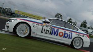 Mobil 1 Racing Peter Brock 1988 ATCC BMW M4 Liveries