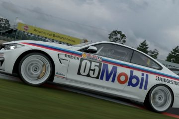Mobil 1 Racing Peter Brock 1988 ATCC BMW M4 Liveries