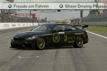 JPS Team BMW 1987 BMW M4 Liveries