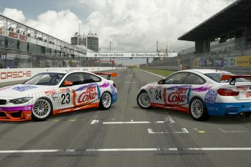 Diet Coke 1993 ATCC BMW M4 Liveries