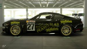 Robbie Francevic, Whittakers Peanut Slab 1989 ATCC Ford Mustang