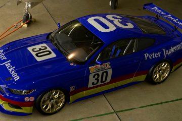 Glenn Seton, Peter Jackson Racing 1989 ATCC Ford Mustang