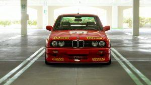 1989 Alan Minshaw BTCC BMW M3