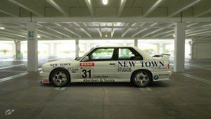 1989 John Clark BTCC BMW M3