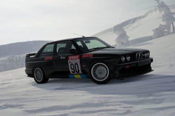 1990 Nettan Lindgren BTCC BMW M3