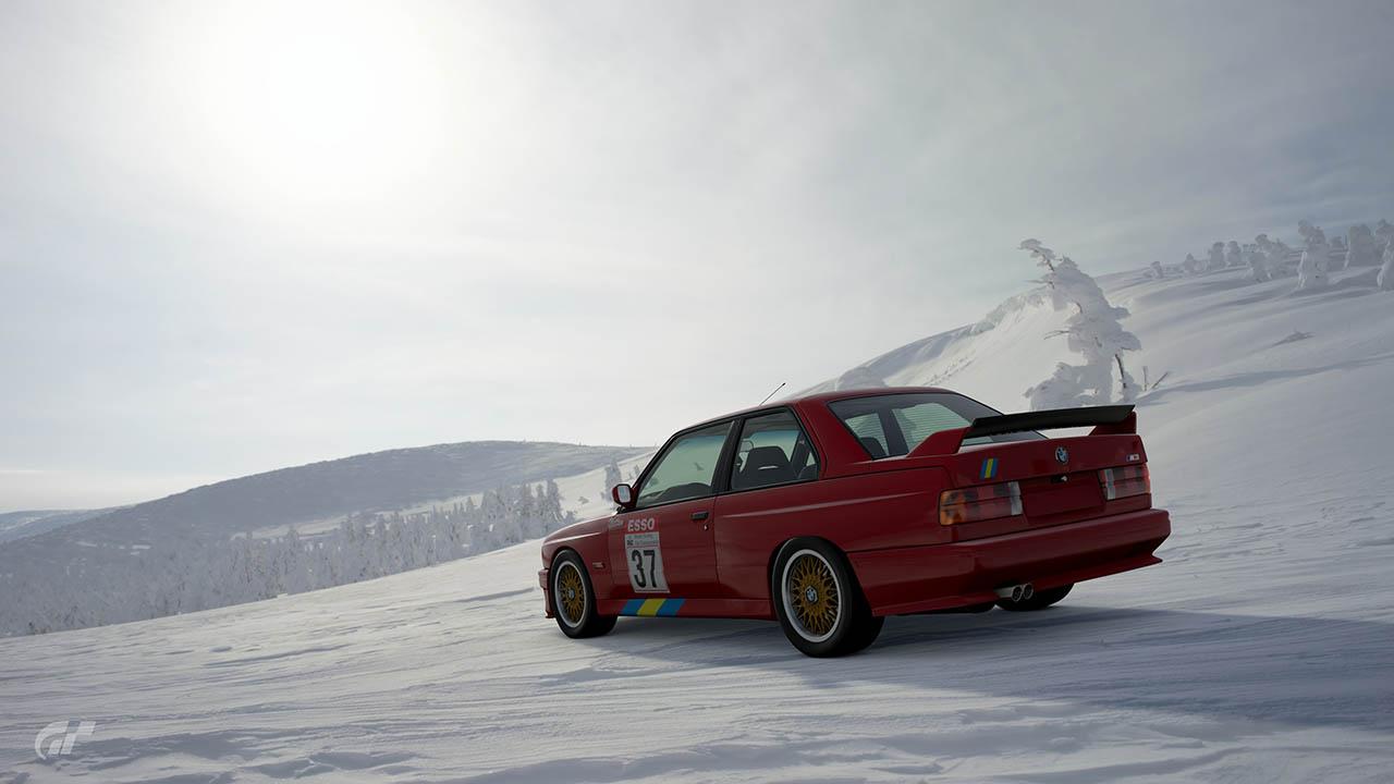 1989 Nettan Lindgren BTCC BMW M3 – GT Sport