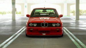 1989 Nettan Lindgren BTCC BMW M3