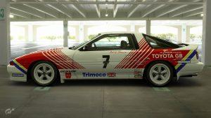 1985 Barry Sheene BTCC Toyota Supra