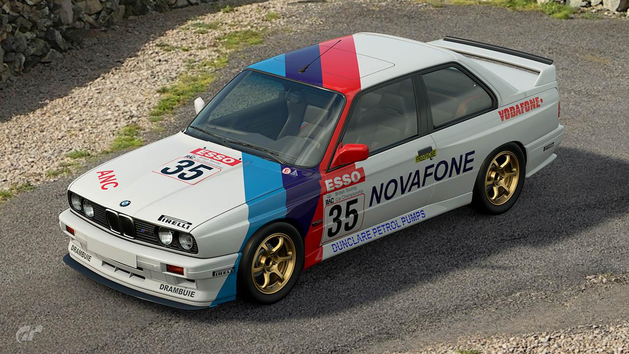 1989 Ian Forrest BTCC BMW M3 – GT Sport