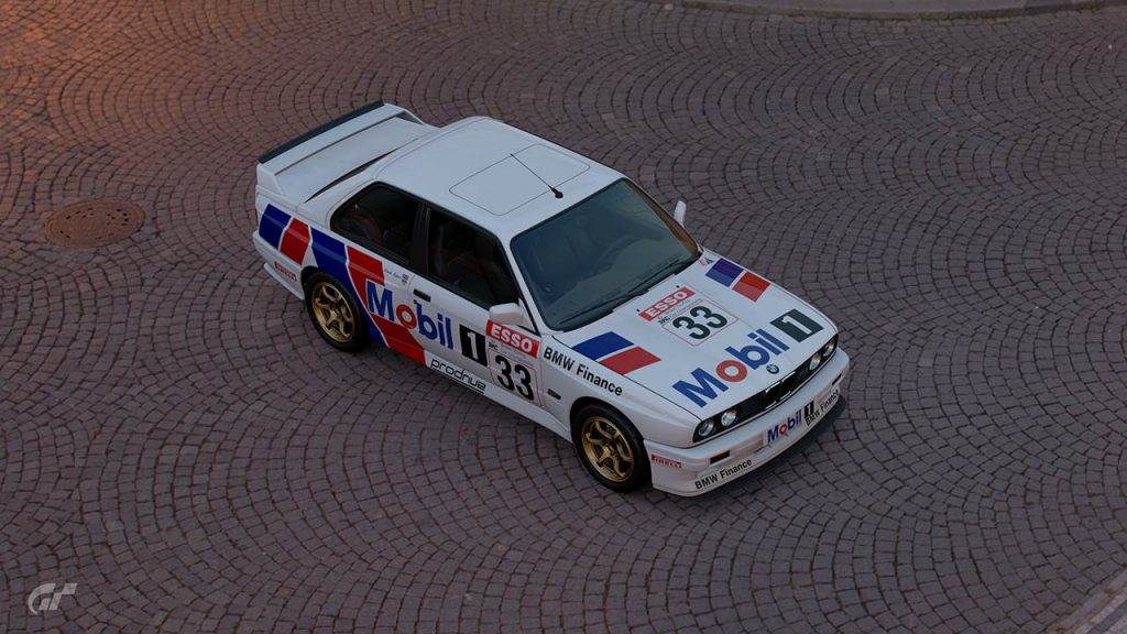 1989 BTCC BMW Finance Mobil1 Racing Liveries