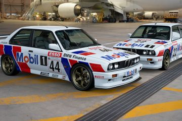 1991 BTCC BMW Finance Mobil 1 Racing Liveries