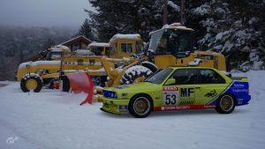 1990 Hugh Chalmers BTCC M3 Livery