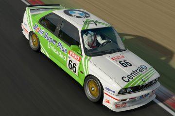 1990 Nick Whale BTCC BMW M3