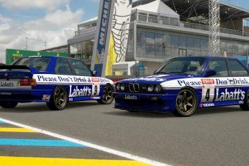 1991 BMW Team Labbat's Liveries