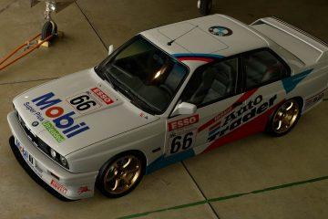 1991 Nick Whale BTCC BMW M3
