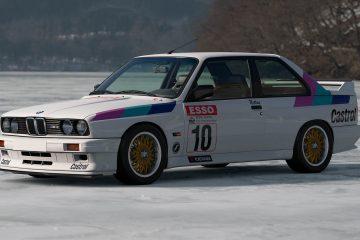 1991 Nettan Lindgren BTCC BMW M3 Livery