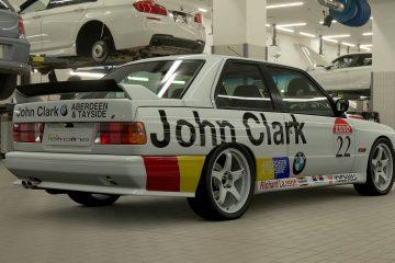 1992 Karl Jones BTCC BMW M3 Livery