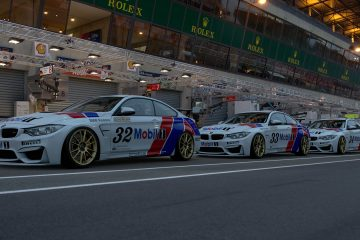 Mobil 1 Racing 1988 BTCC BMW M4 Liveries