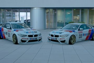 Mobil 1 Racing 1989 BTCC BMW M4 Liveries