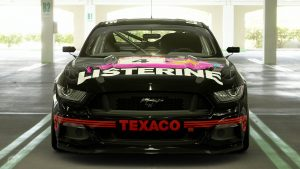 Graham Goode Listerine 1989 BTCC Ford Mustang Liveries