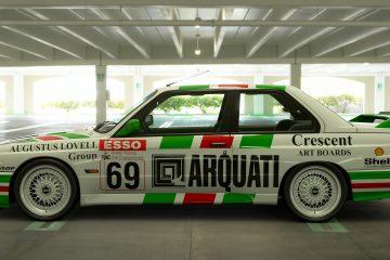 1990 Jerry Mahony BTCC BMW M3