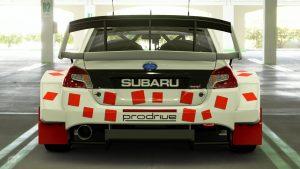 Richard Burns Subaru WRX Tribute Livery