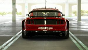 Roger Clark Cossack Ford Mustang Tribute Livery