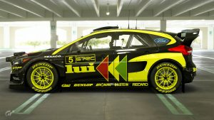 Lui Rally Ford Focus Gr.B Livery
