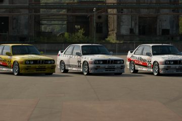 1988 ATCC Benson & Hedges BMW M3 Liveries