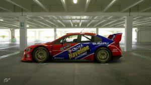 Possum Bourne Havoline Subaru WRX Tribute