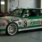 1990 Jean-Michel Martin Belgian Procar Hartge BMW M3-260 Livery