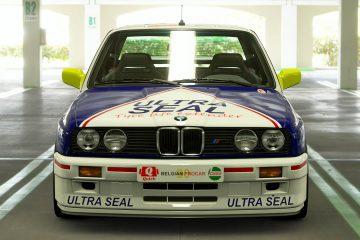 1990 Alex Guyaux Belgian Procar BMW M3 Livery