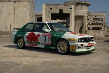 1991 Thierry Tassin Belgian Procar BMW M3