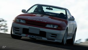 Jim Richards 1990 ATCC Nissan Skyline R32 GT-R