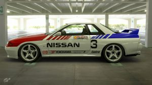 Mark Skaife 1990 ATCC Nissan Skyline R32 GT-R
